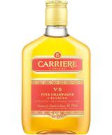 Carrière VS plastic bottle