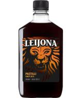 Leijona Pastilli Shot plastic bottle