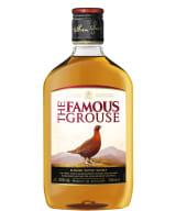 The Famous Grouse plastic bottle
