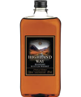 The Highland Way plastic bottle
