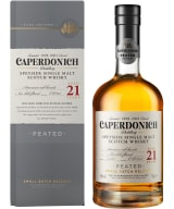 Caperdonich Peated 21 Year Old Single Malt