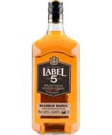 Label 5 Bourbon Barrel Single Grain