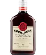 Gammel Dansk plastic bottle