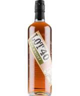 Lot No.40 Rye Whisky