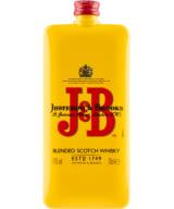 J&B plastic bottle