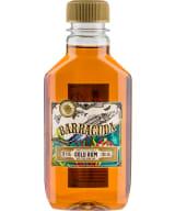 Barracuda Gold Rum plastic bottle
