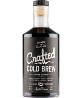 Crafted Cold Brew Coffee Liqueur