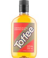 Toffee plastic bottle