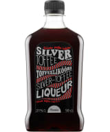 Silver Toffee plastic bottle