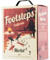 Footsteps Merlot 2019 bag-in-box