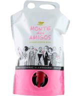 Monte dos Amigos Rosé 2020 wine pouch