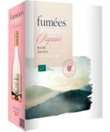 Les Fumées Blanches Vin Biologique Rosé 2020 bag-in-box