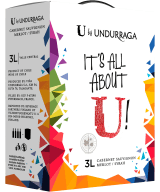 U by Undurraga Cabernet Sauvignon Merlot Syrah 2020 bag-in-box
