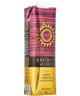 Espiritu de Chile Viajero Syrah Cabernet 2020 kartongförpackning