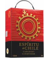 Espíritu de Chile Cabernet Carmenère lådvin