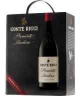 Conte Ricci Piemonte Barbera 2019 bag-in-box