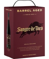 Sangre de Toro Barrel Aged 2017 bag-in-box
