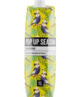 Pop Up Season Chardonnay 2020 carton package