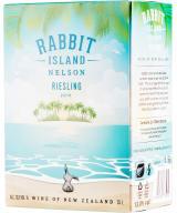 Rabbit Island Riesling 2020 bag-in-box