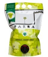 Parra Organic Verdejo Chardonnay 2020 wine pouch