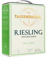 Tausendhügel Dry Riesling 2020 bag-in-box