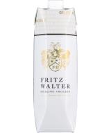 Fritz Walter Riesling Trocken 2020 carton package