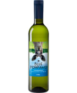 Blue Pompano plastic bottle