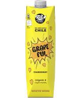 Grapeful Chardonnay Organic 2020 carton package
