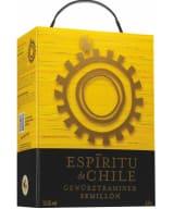 Espíritu de Chile Gewürztraminer Semillon bag-in-box