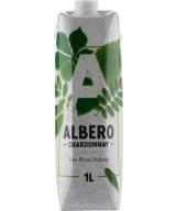 Albero Chardonnay kartongförpackning