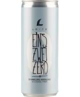 Leitz Eins-Zwei-Zero Sparkling Riesling Alcohol Free burk