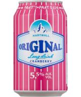 Original Long Drink Cranberry can