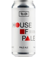 To Øl House Of Pale can