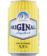 Original Long Drink Gin & Lemon burk