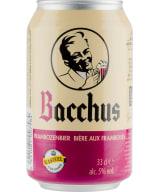 Bacchus Frambozenbier burk