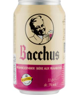 Bacchus Frambozenbier can