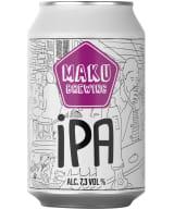 Maku Brewing IPA can