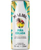 Malibu Piña Colada can