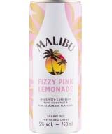 Malibu Fizzy Pink Lemonade burk
