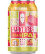 Newburgh NanoBoss Pale Ale can