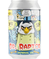 Uiltje Dr. Raptor Imperial IPA can