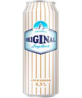 Original Long Drink Gin & Ginger can