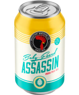 Rooster's Baby Faced Assassin IPA burk