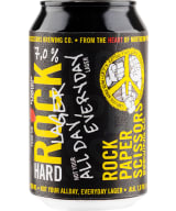 RPS Hard Rock Lager can