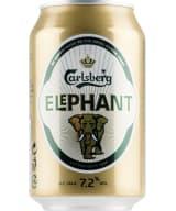 Carlsberg Elephant burk