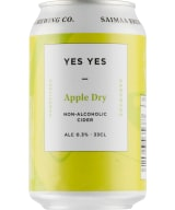 Saimaa Yes Yes Apple Dry Non-Alc can