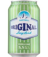 Original Long Drink Vodka Lime burk
