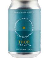 Suomenlinnan Thor Hazy IPA can