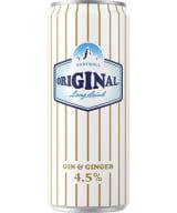 Hartwall Original Long Drink Gin & Ginger can