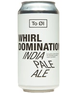 To Øl Whirl Domination India Pale Ale can